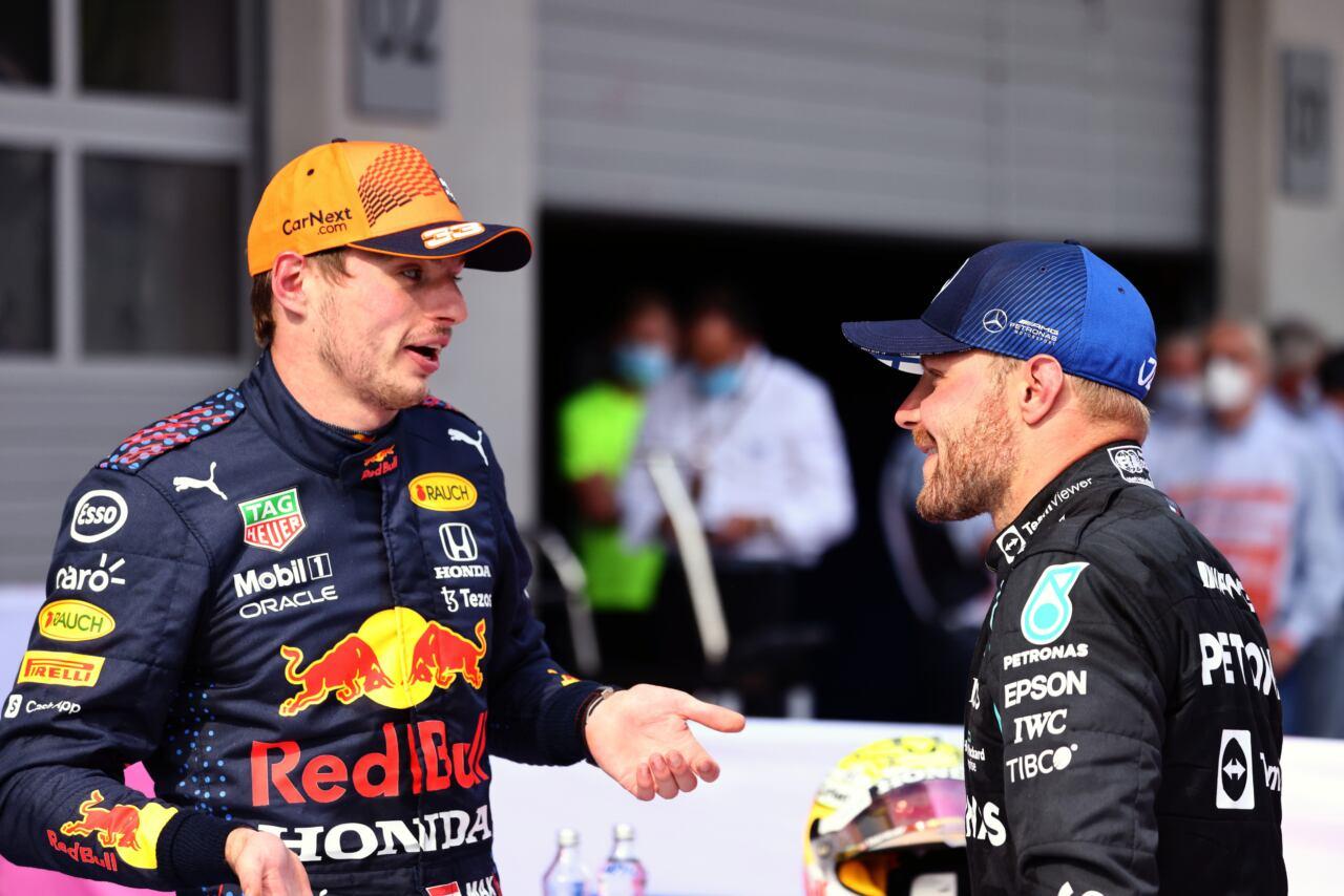 Valtteri Bottas GP d'Austria 2021