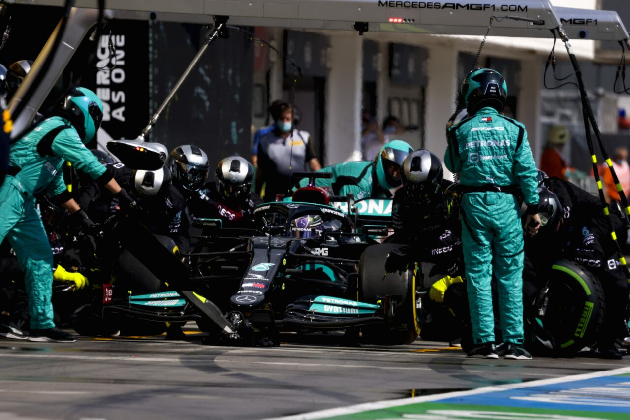 Lewis Hamilton secondo posto Ungheria