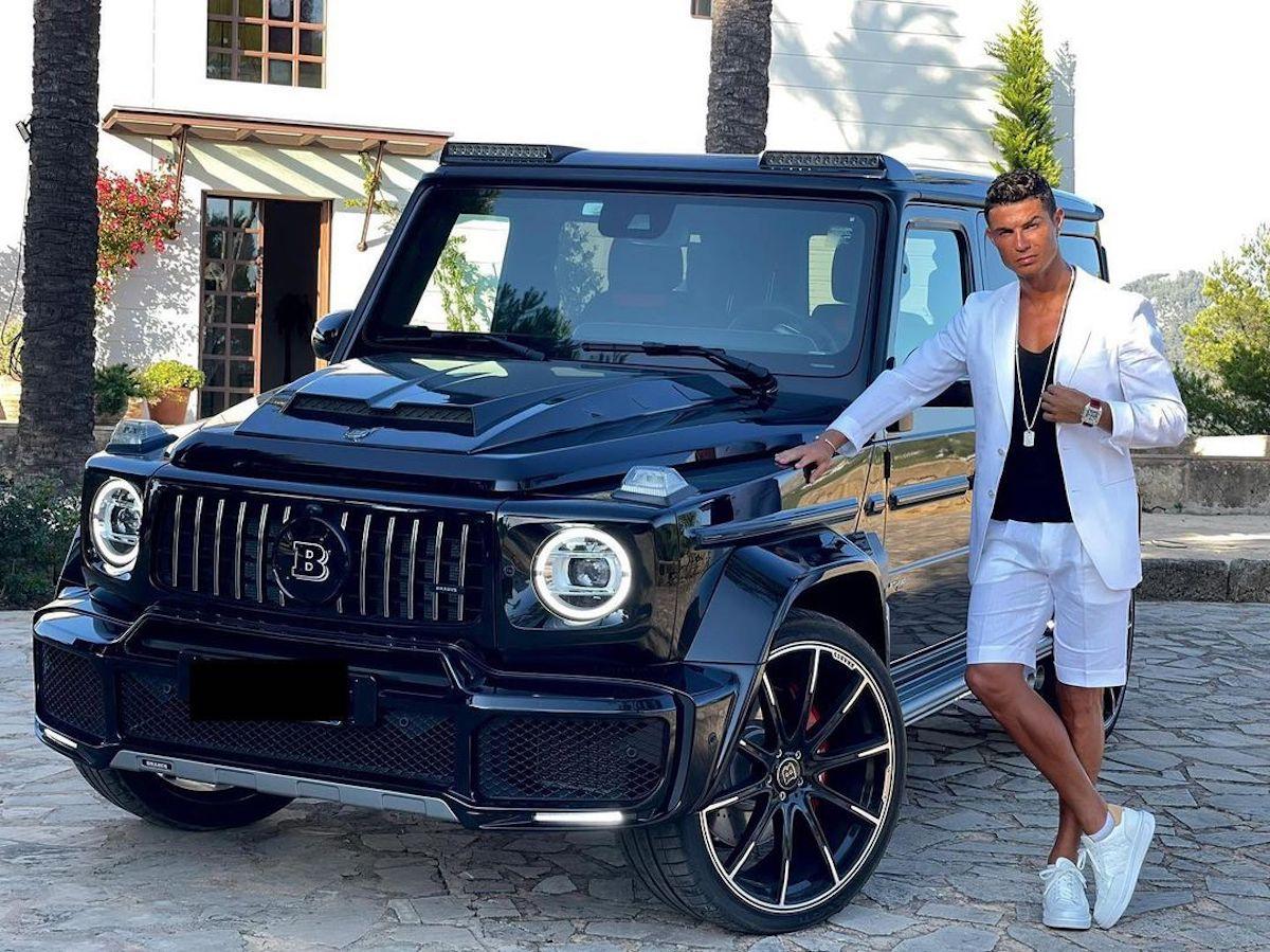 Mercedes-AMG G 63 Brabus Cristiano Ronaldo