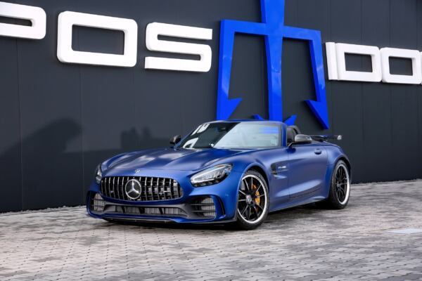 Mercedes-AMG GT R Roadster Posaidon