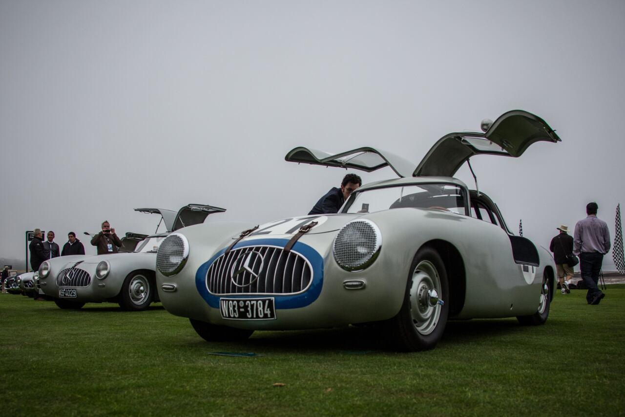 Mercedes-Benz SL Concorso d'Eleganza Pebble Beach 2021