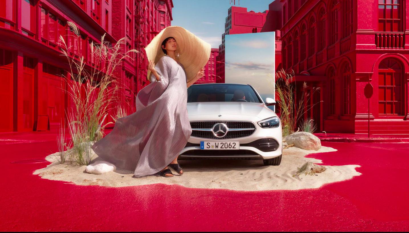 Mercedes Classe C 220 d Premium Plus myDrivePass