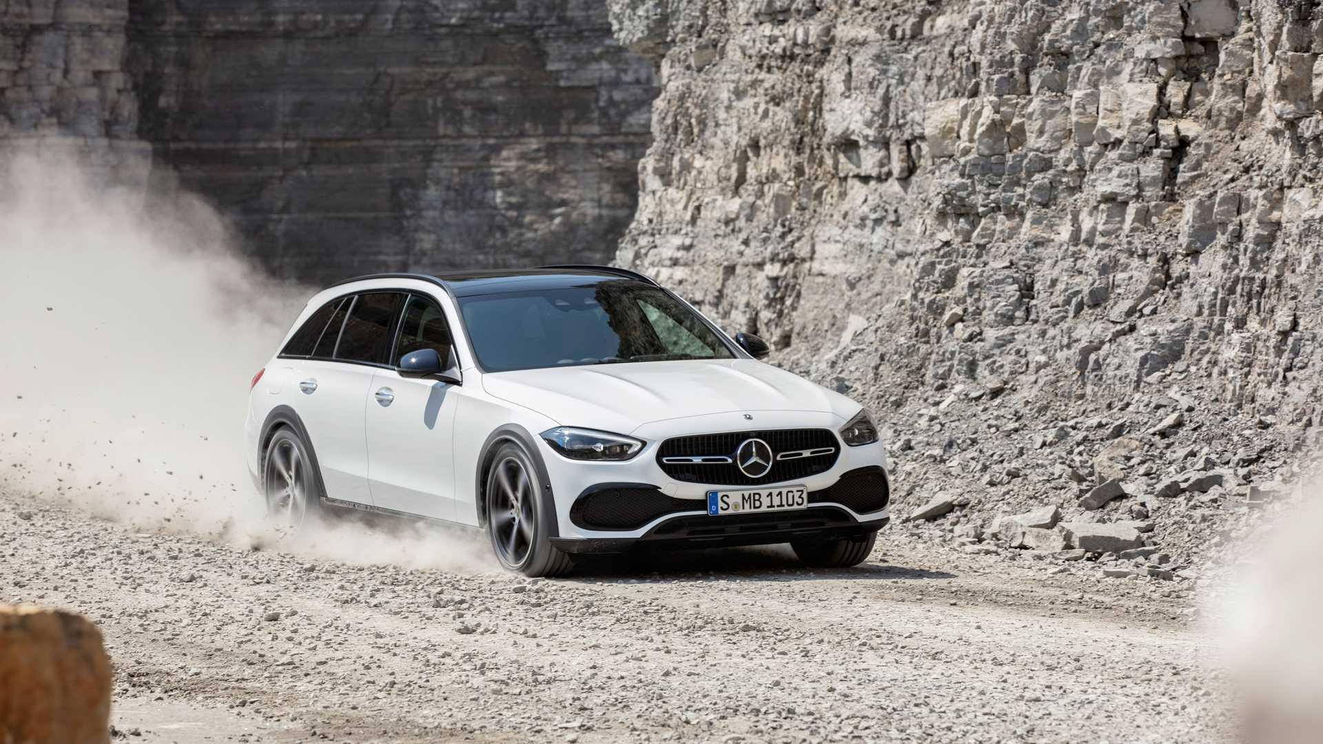 Mercedes Classe C All-Terrain
