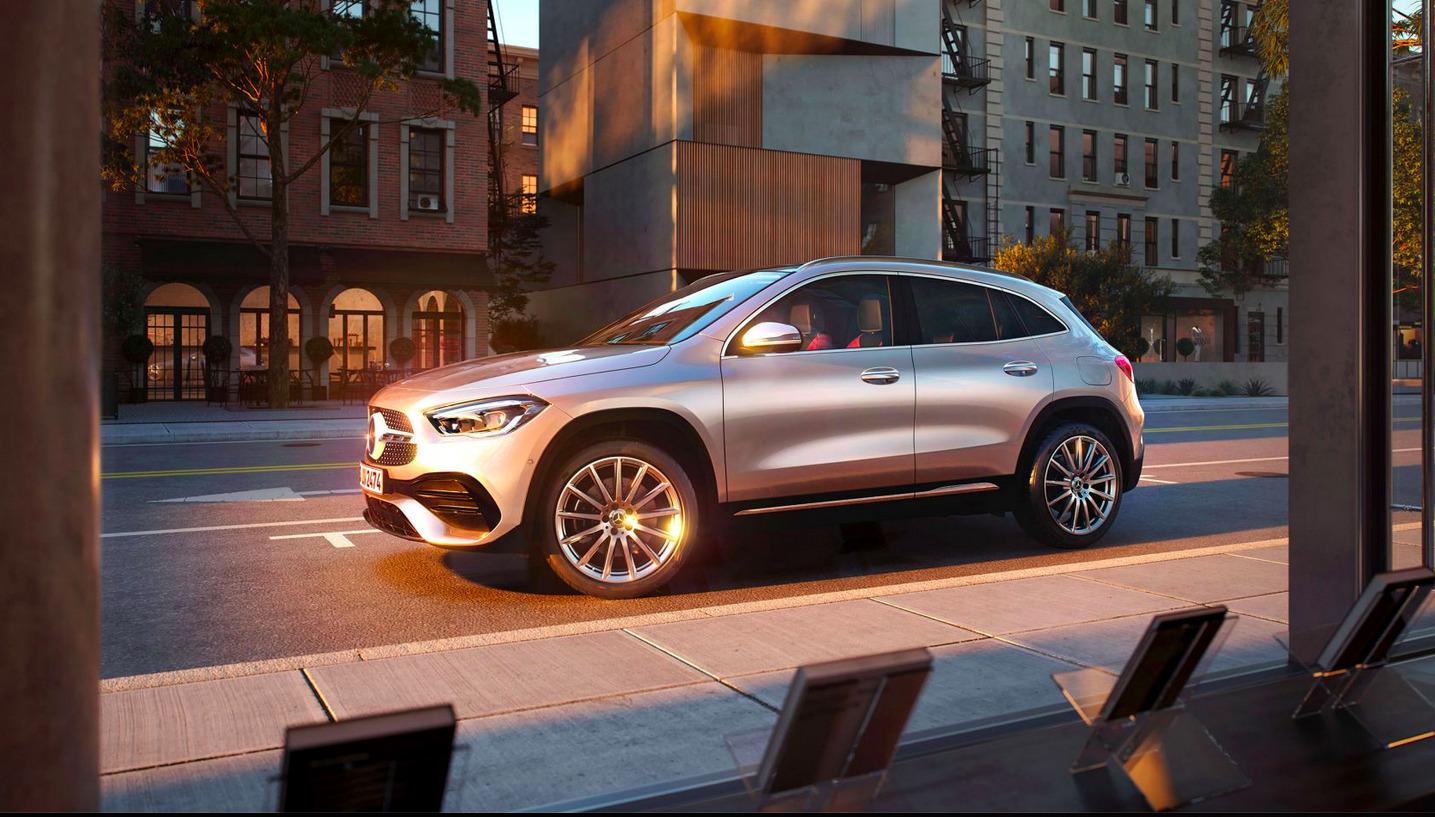 Mercedes GLA 200 d Sport Plus myDrivePass