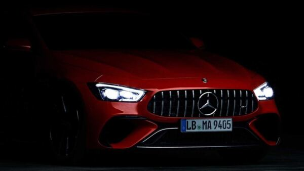 Mercedes GT 63 E-Performance