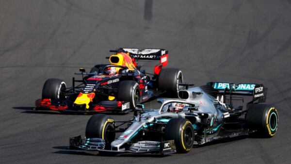 Mercedes Red Bull F1