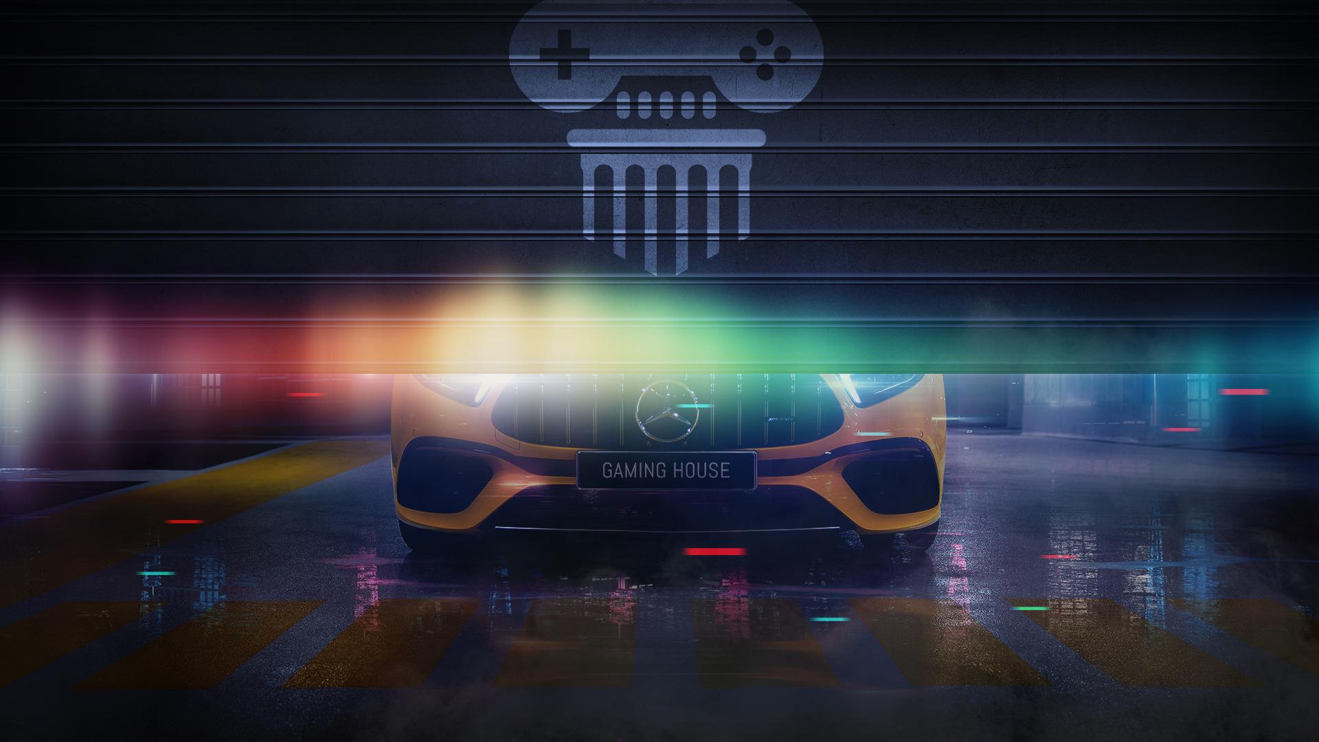Mercedes sponsor Mkers