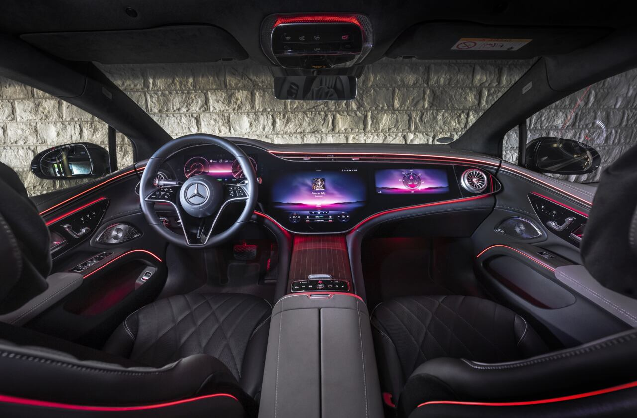 Nuova Mercedes EQS prezzi Germania