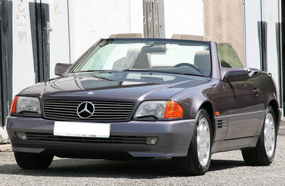 Mercedes 500SL (R129)