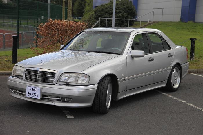 Mercedes C36 AMG (1997)