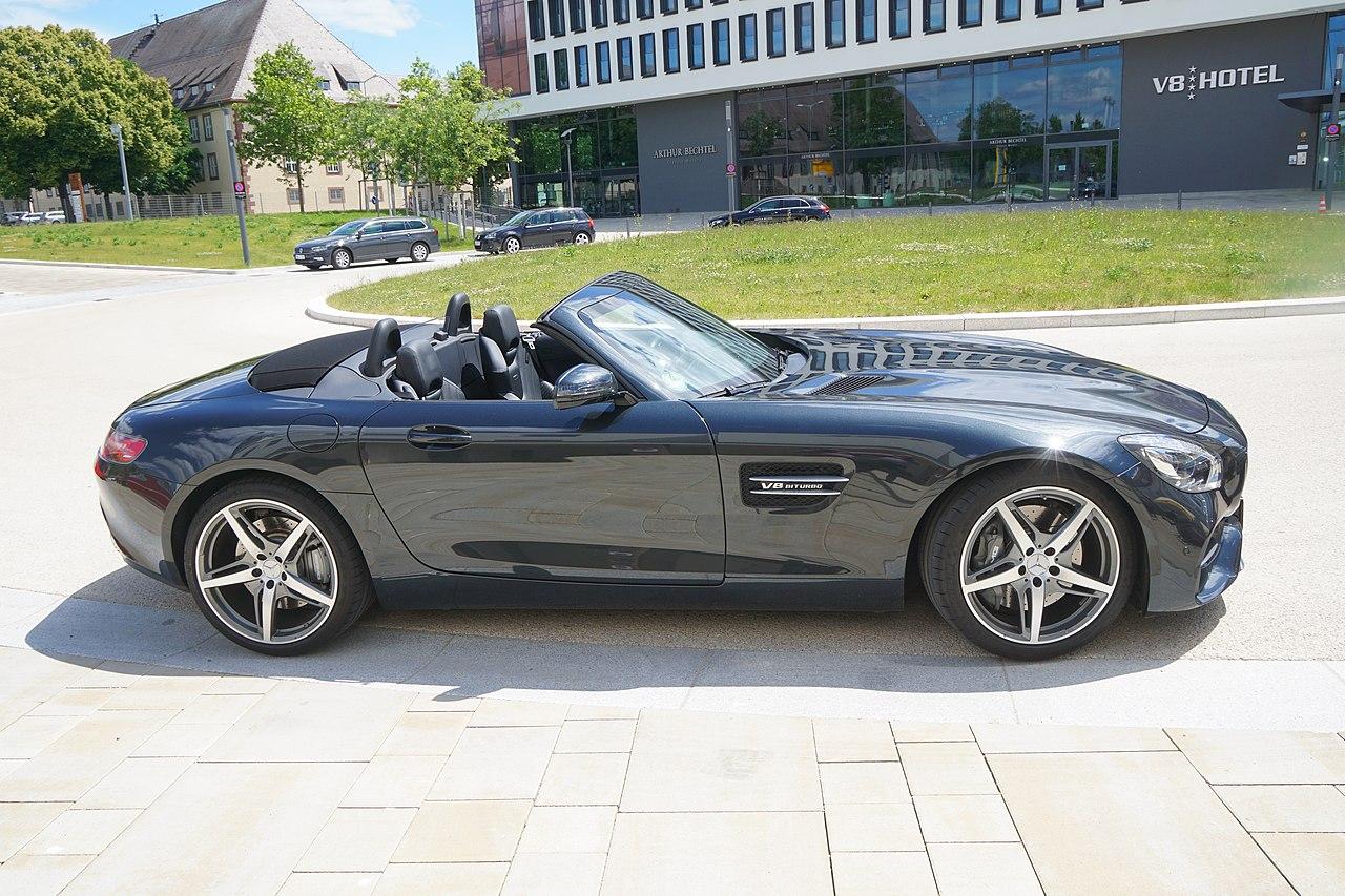 Mercedes Roadster