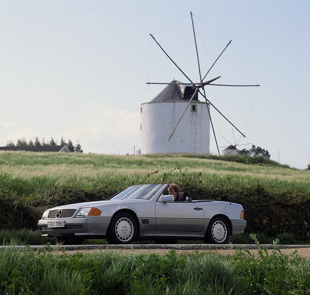 Mercedes Mille Miglia