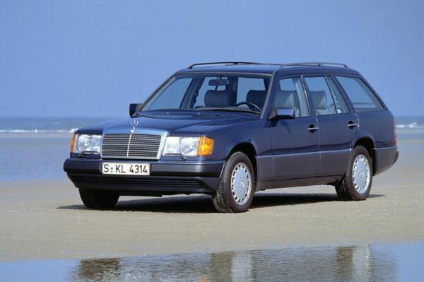 Mercedes station wagon