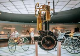 Daimler orologio a pendolo