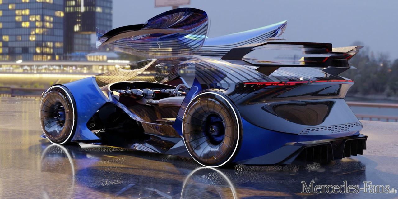 Mercedes Coupé 2030