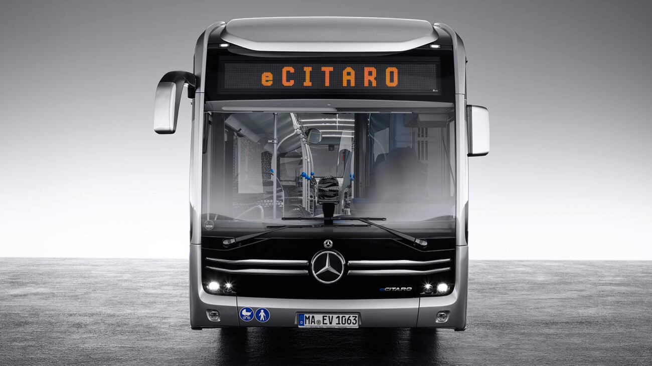 Mercedes eCitaro